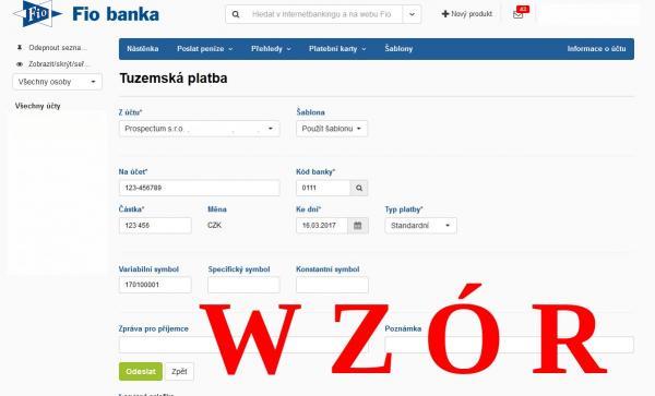 Jak poprawnie płacić czeskie faktury?
